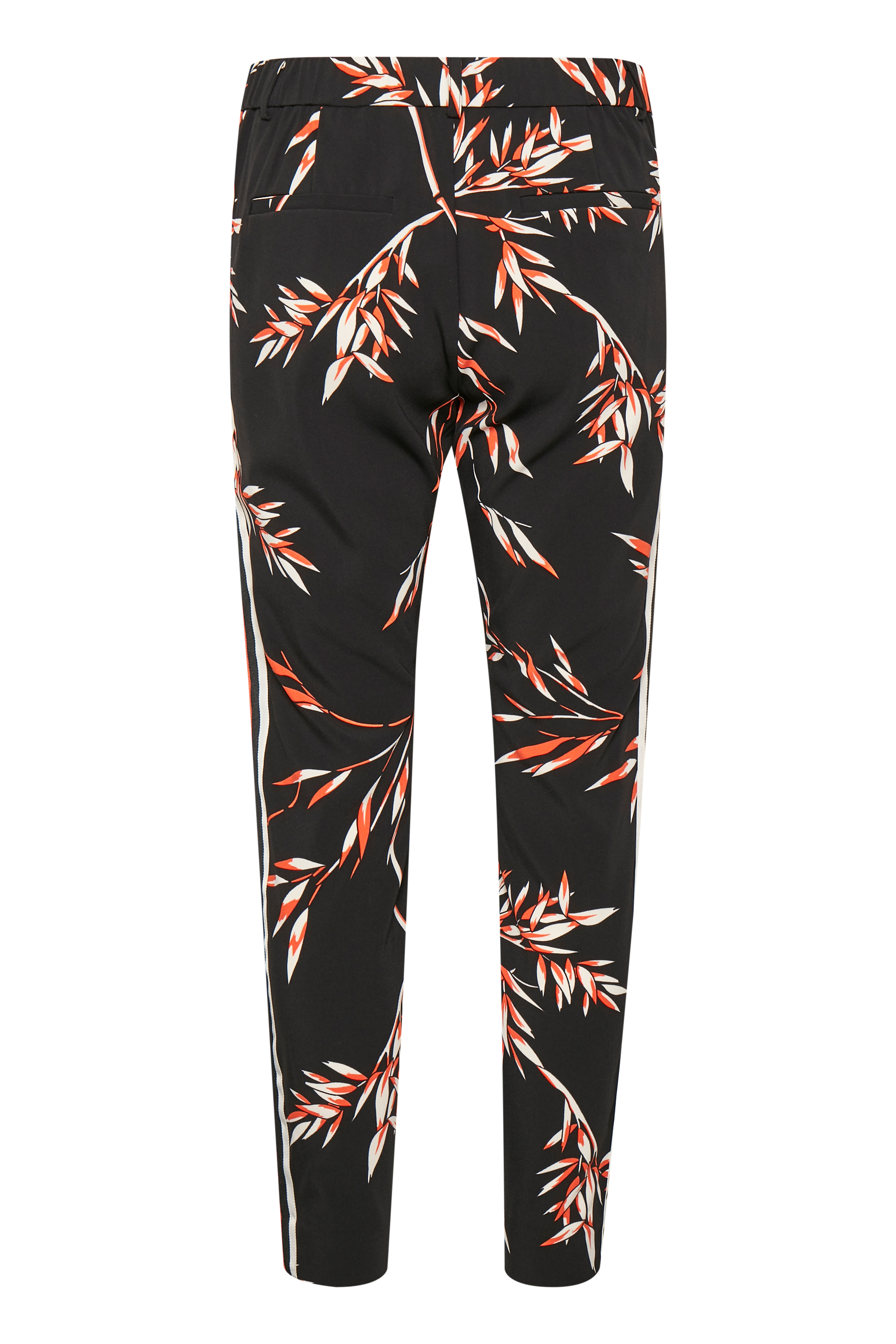Bamboo Flower Pants Suiting – Køb Bamboo Flower Pants Suiting fra str. 32-42 her