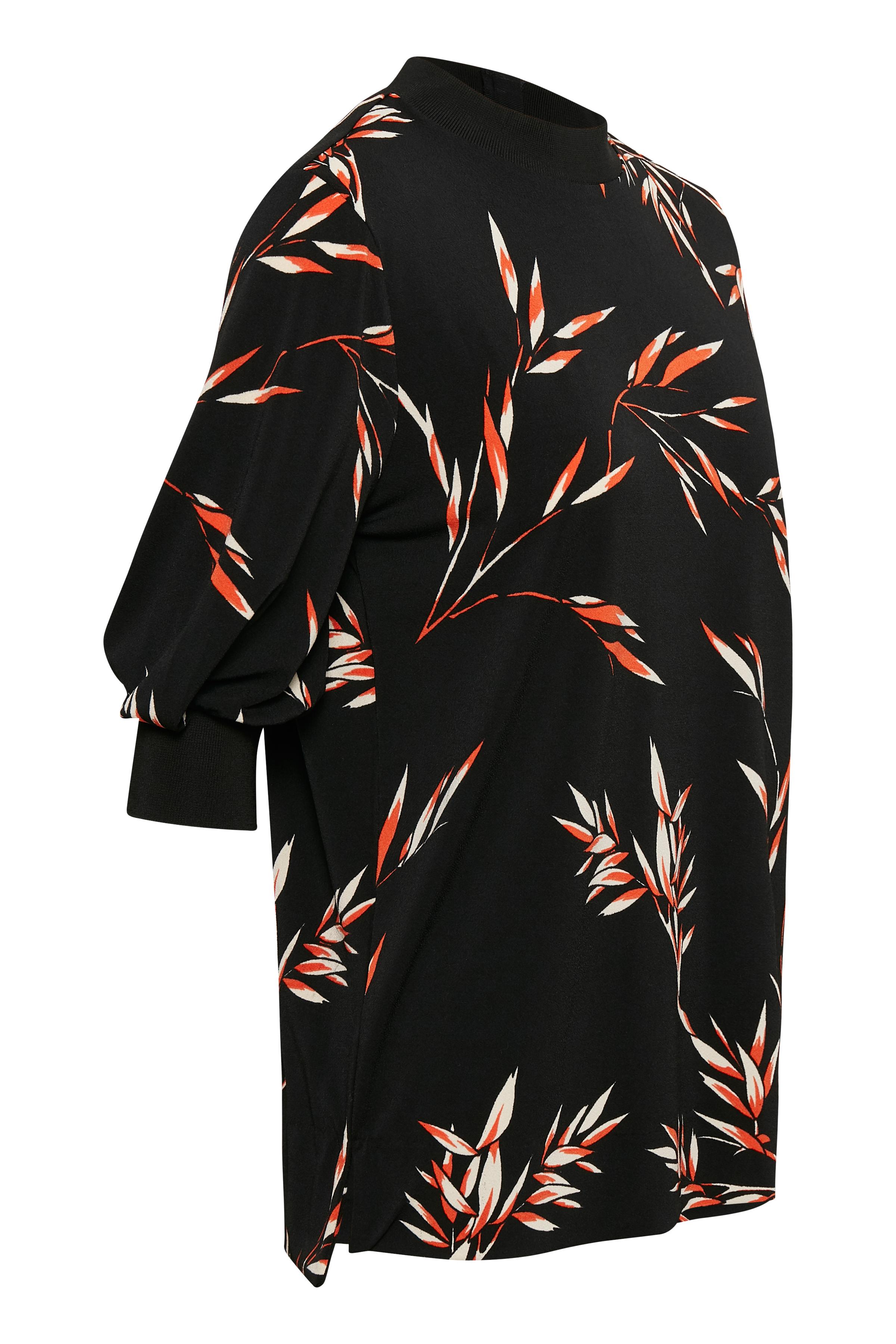 Bamboo Flower T-Shirt – Køb Bamboo Flower T-Shirt fra str. XS-XL her