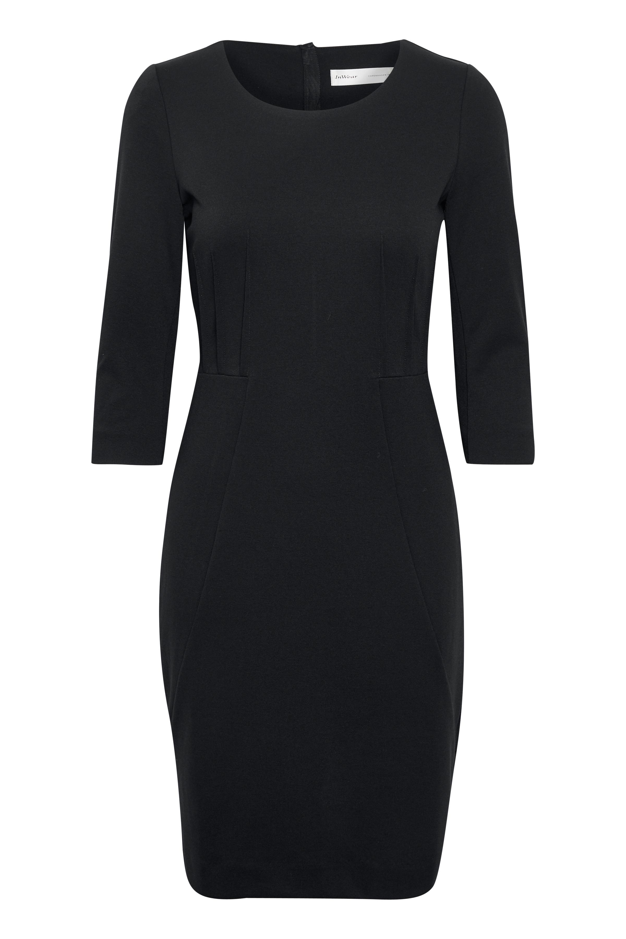 Black Jerseykjole – Køb Black Jerseykjole fra str. S-L her