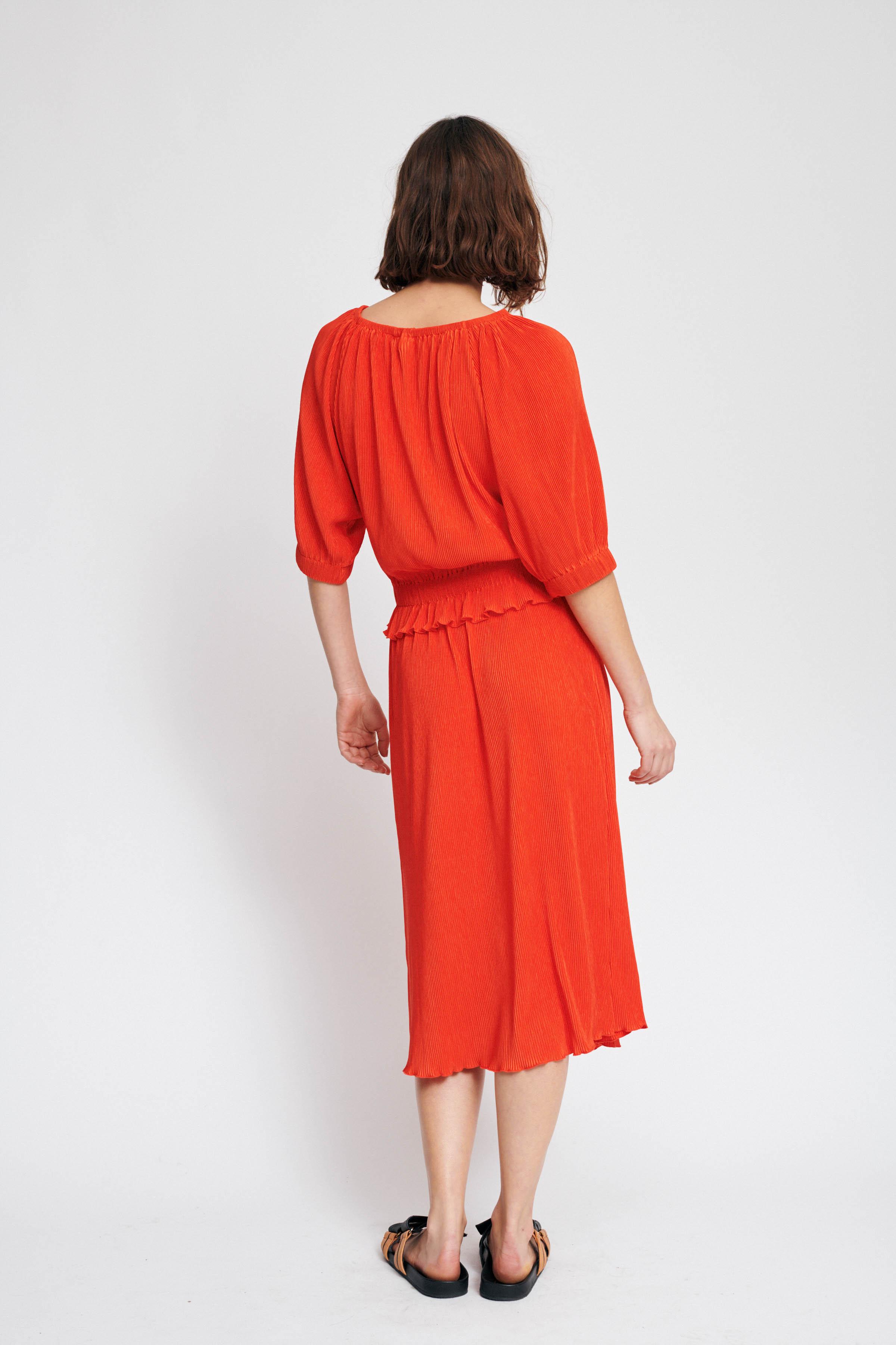 Blood Orange Jerseykjole – Køb Blood Orange Jerseykjole fra str. XXS-XXL her