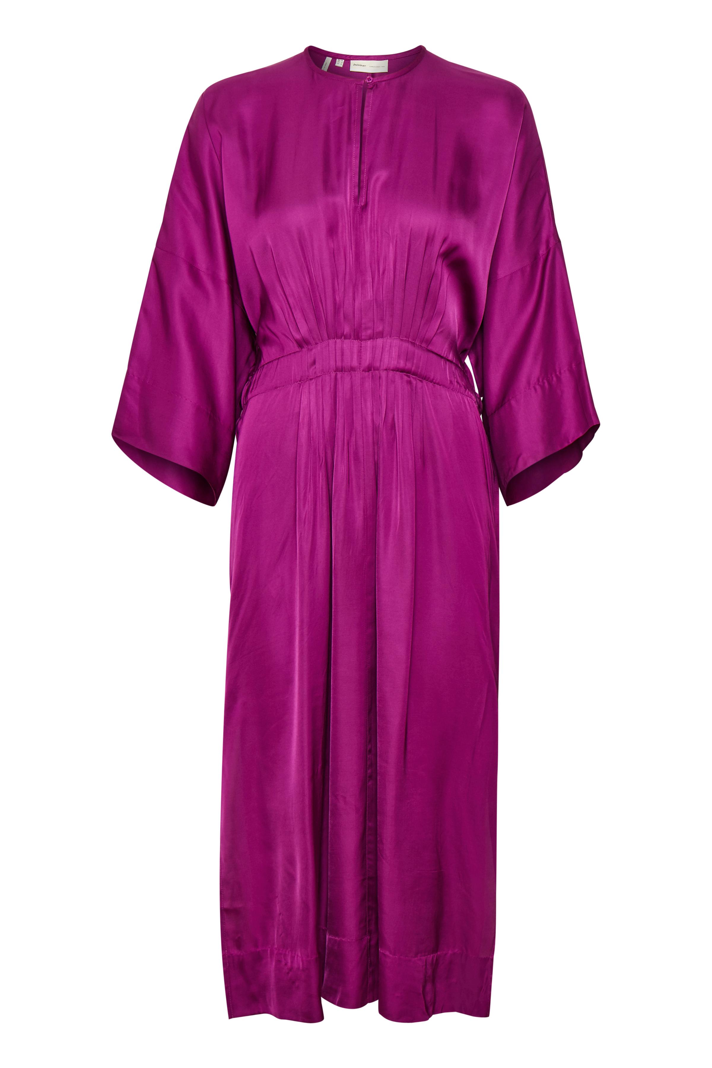 Cerise Pink Kjole – Køb Cerise Pink Kjole fra str. 32-44 her