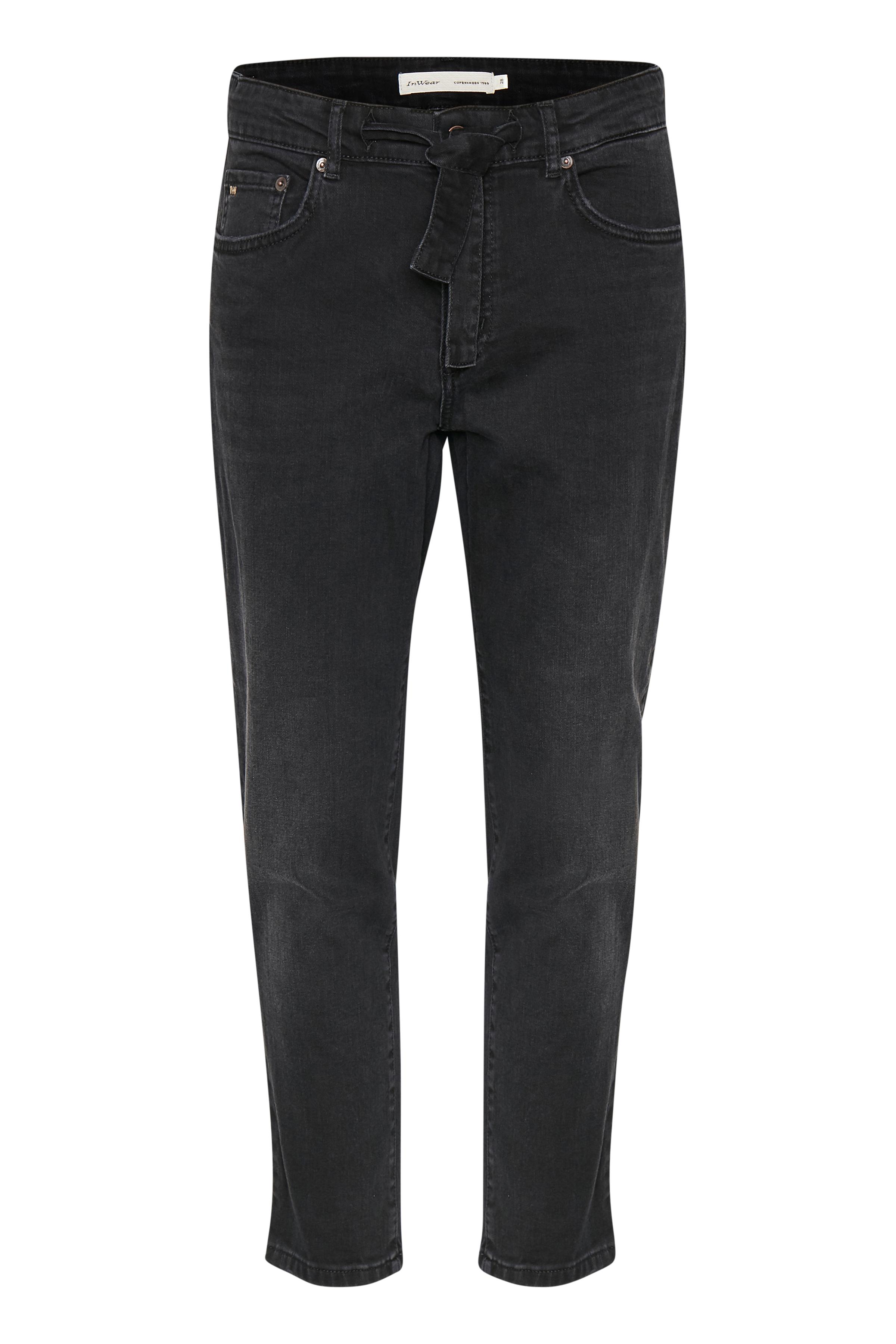Dark Grey Wash Jeans – Køb Dark Grey Wash Jeans fra str. 26-33 her