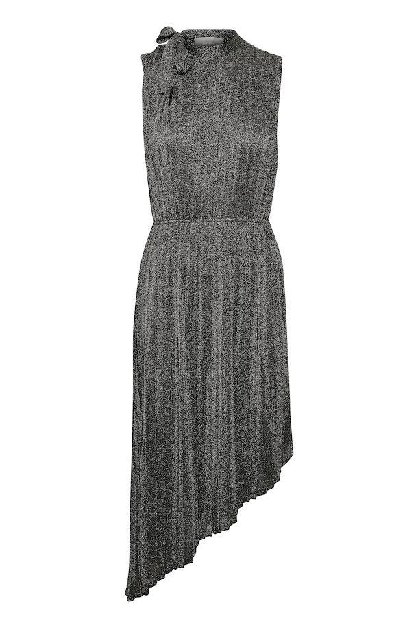 d2fad1e8b8b8 Dark Silver Kjole – Køb Dark Silver Kjole fra str. 38-42 her