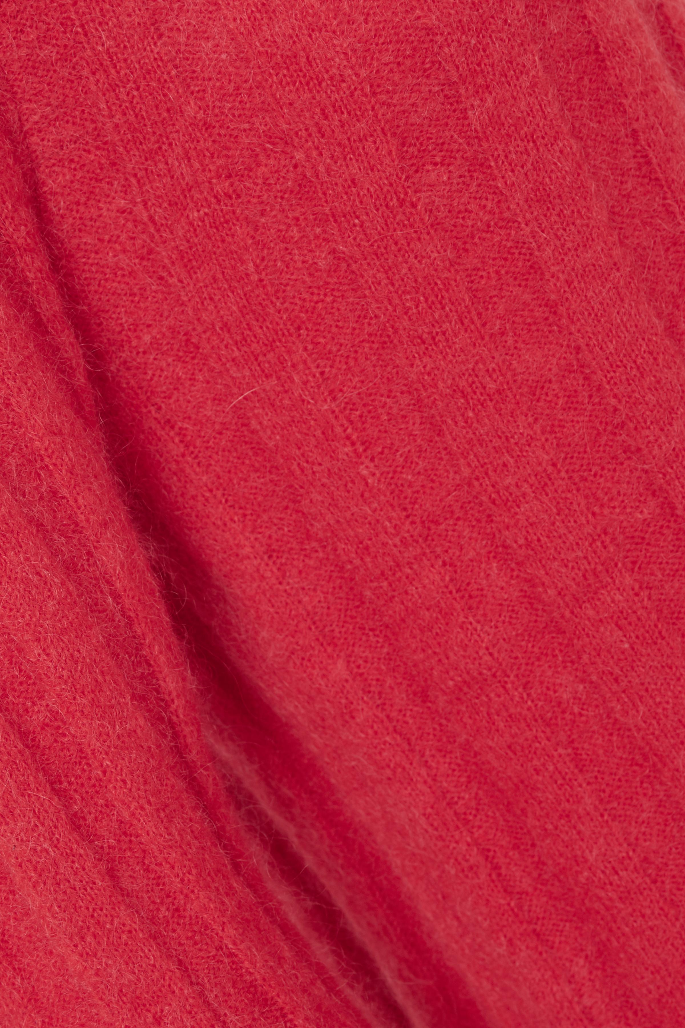 Fiery Red Strikpullover – Køb Fiery Red Strikpullover fra str. XXS-XXL her
