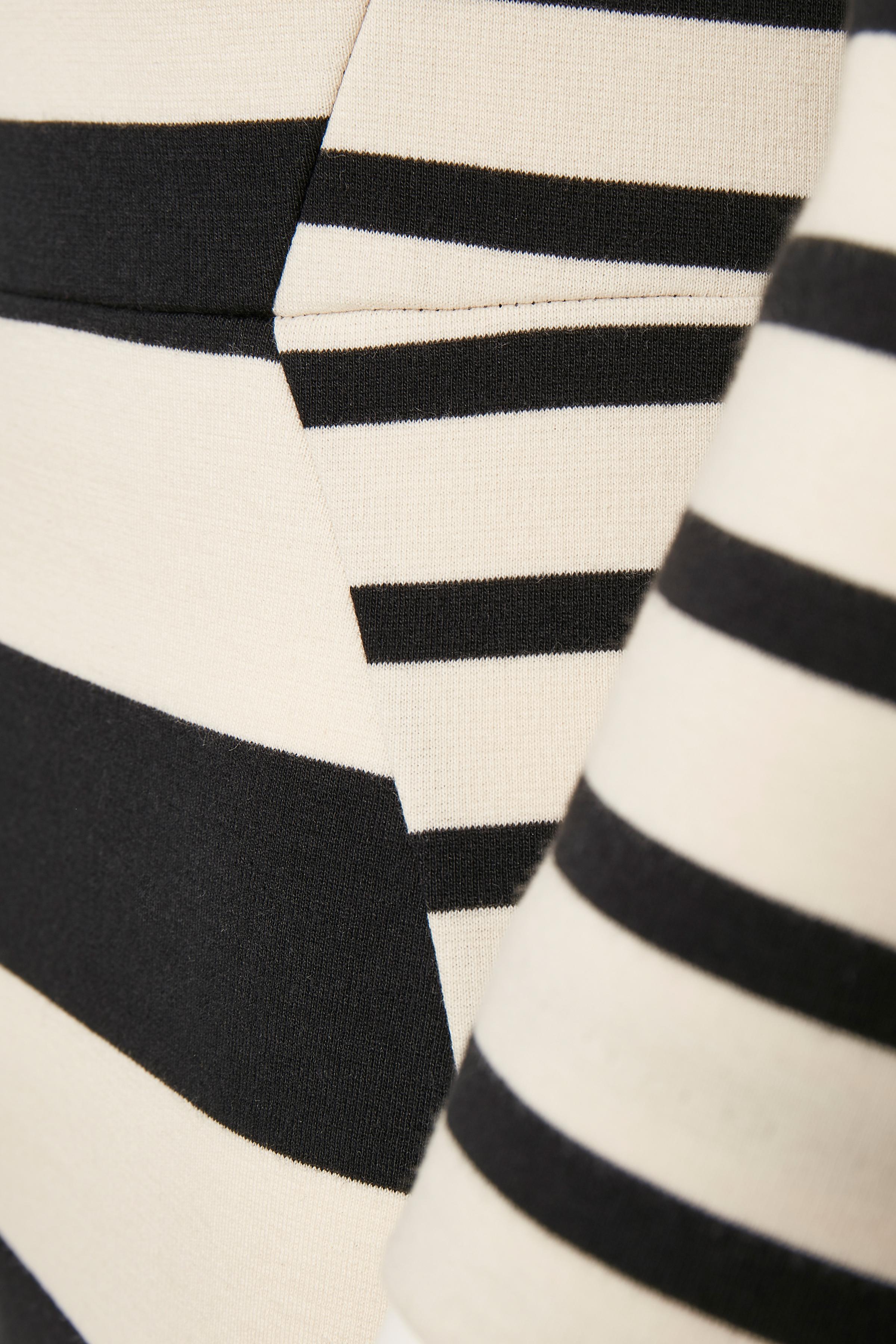 French Nougat / Black Jerseykjole – Køb French Nougat / Black Jerseykjole fra str. XXS-XXL her