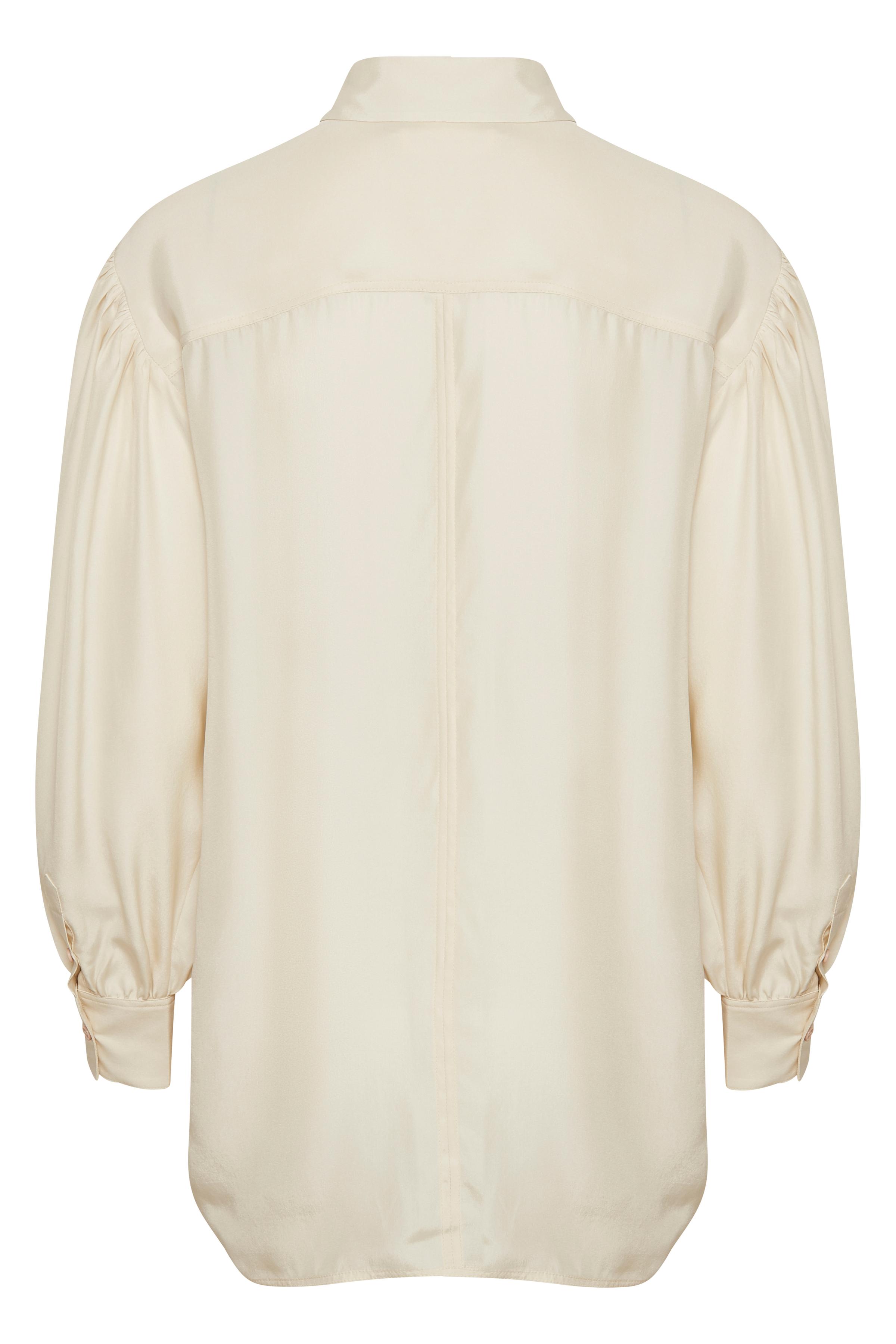 French Nougat IW50 04 Hutton Skjorte   – Køb French Nougat IW50 04 Hutton Skjorte   fra str. 34-42 her