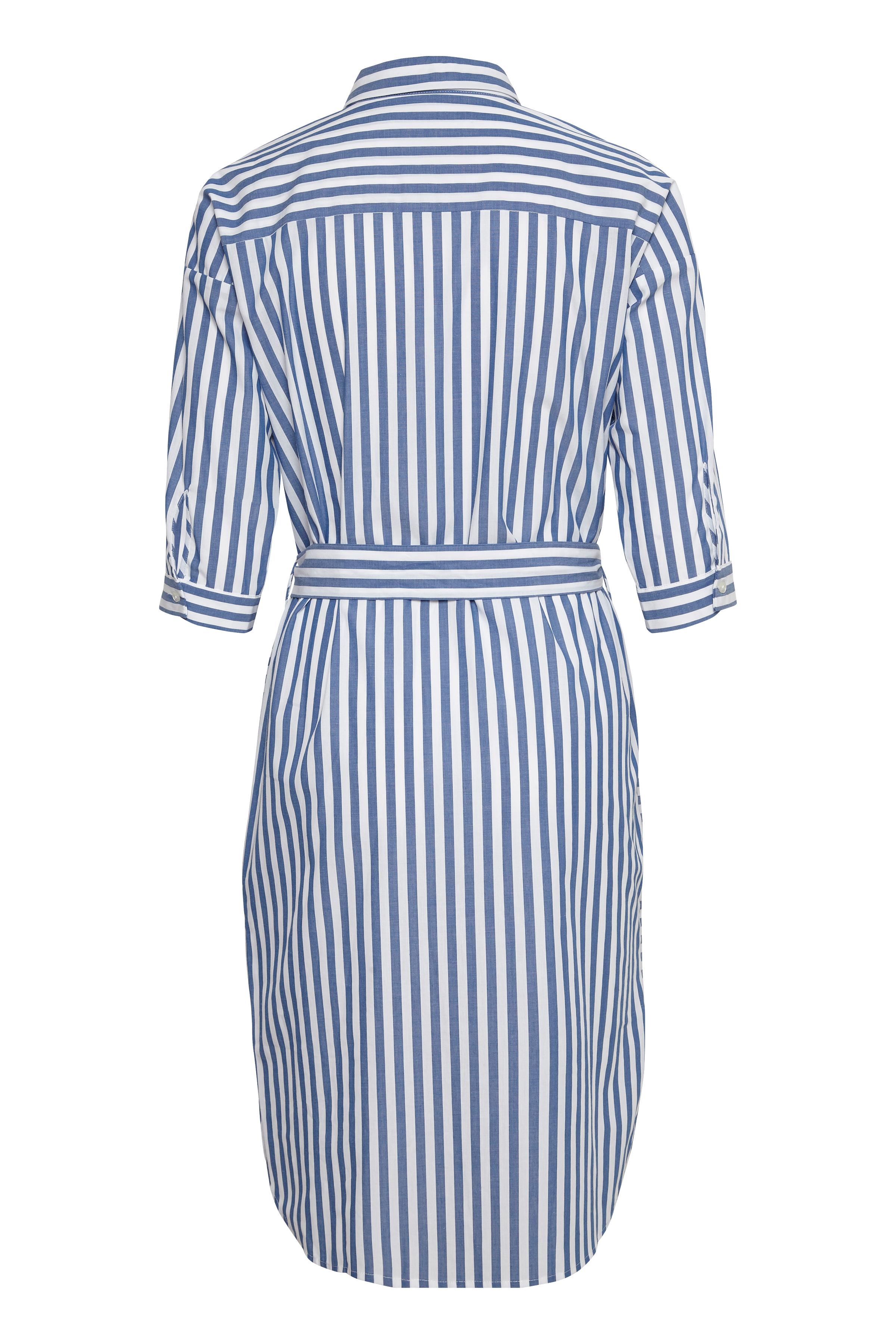 Orient blue / Cameo Rose Langærmet skjorte – Køb Orient blue / Cameo Rose Langærmet skjorte fra str. 32-44 her