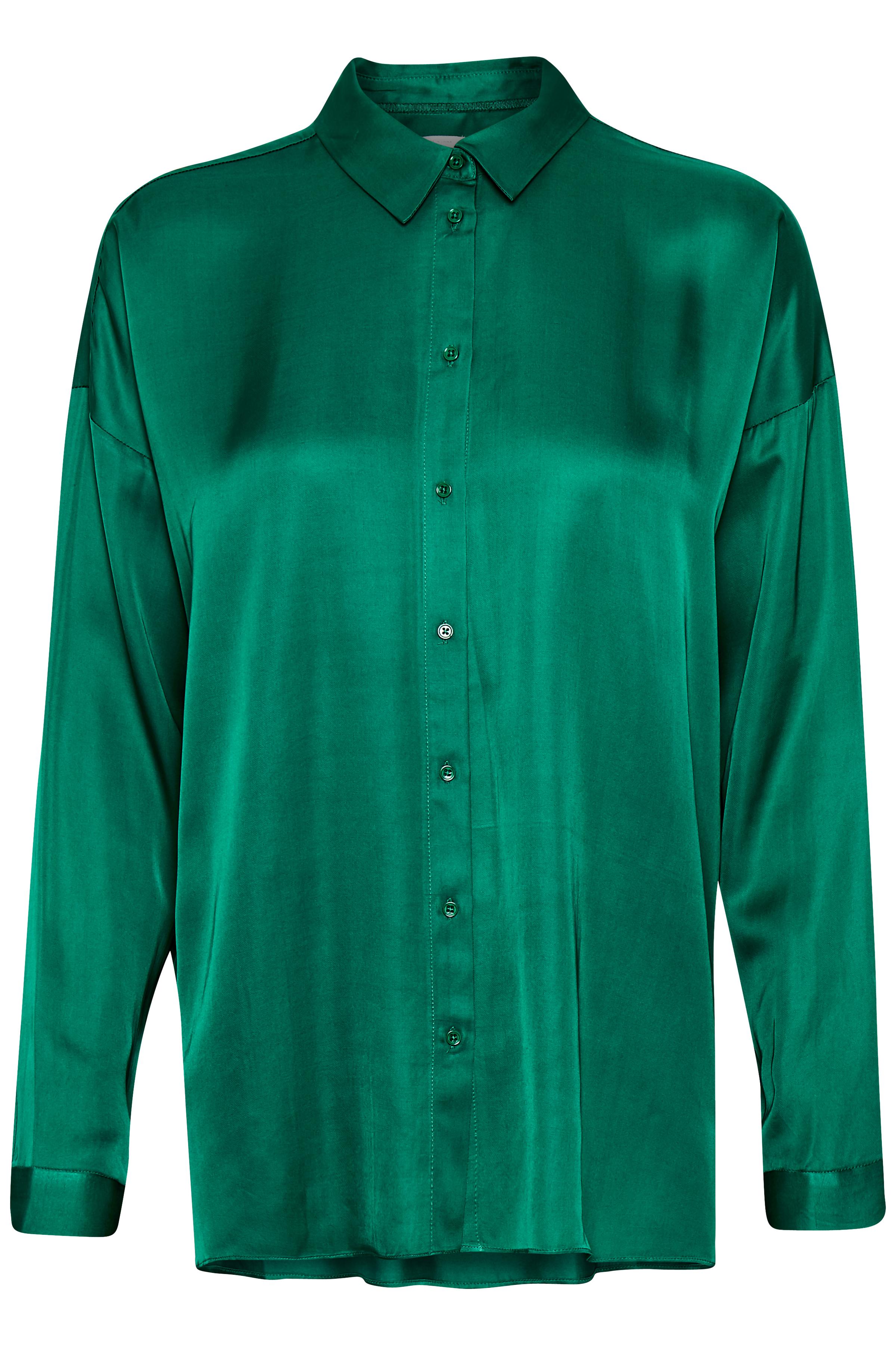 Pepper Green Langærmet skjorte – Køb Pepper Green Langærmet skjorte fra str. 32-44 her