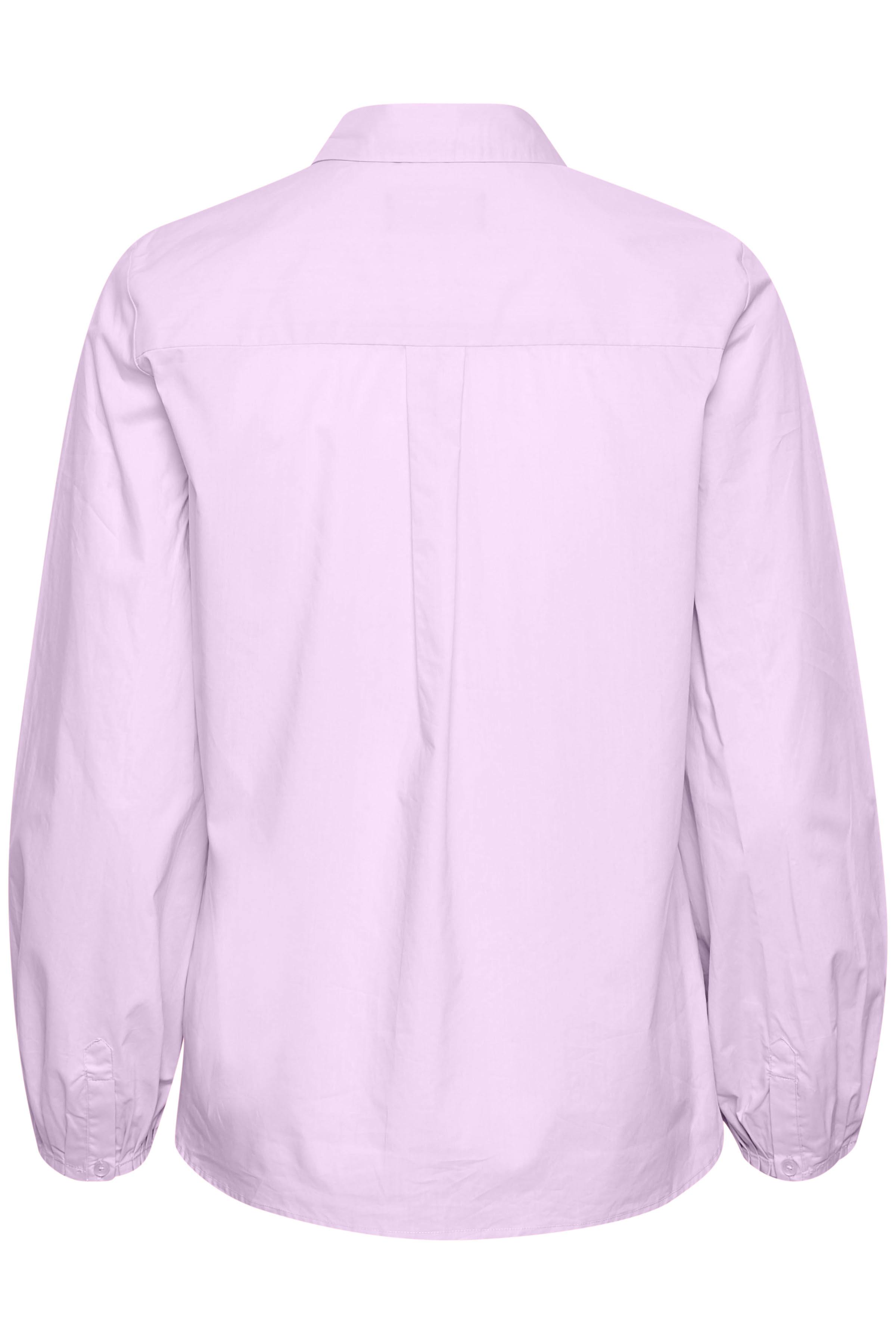 Purple Rose Langærmet skjorte – Køb Purple Rose Langærmet skjorte fra str. 34-44 her