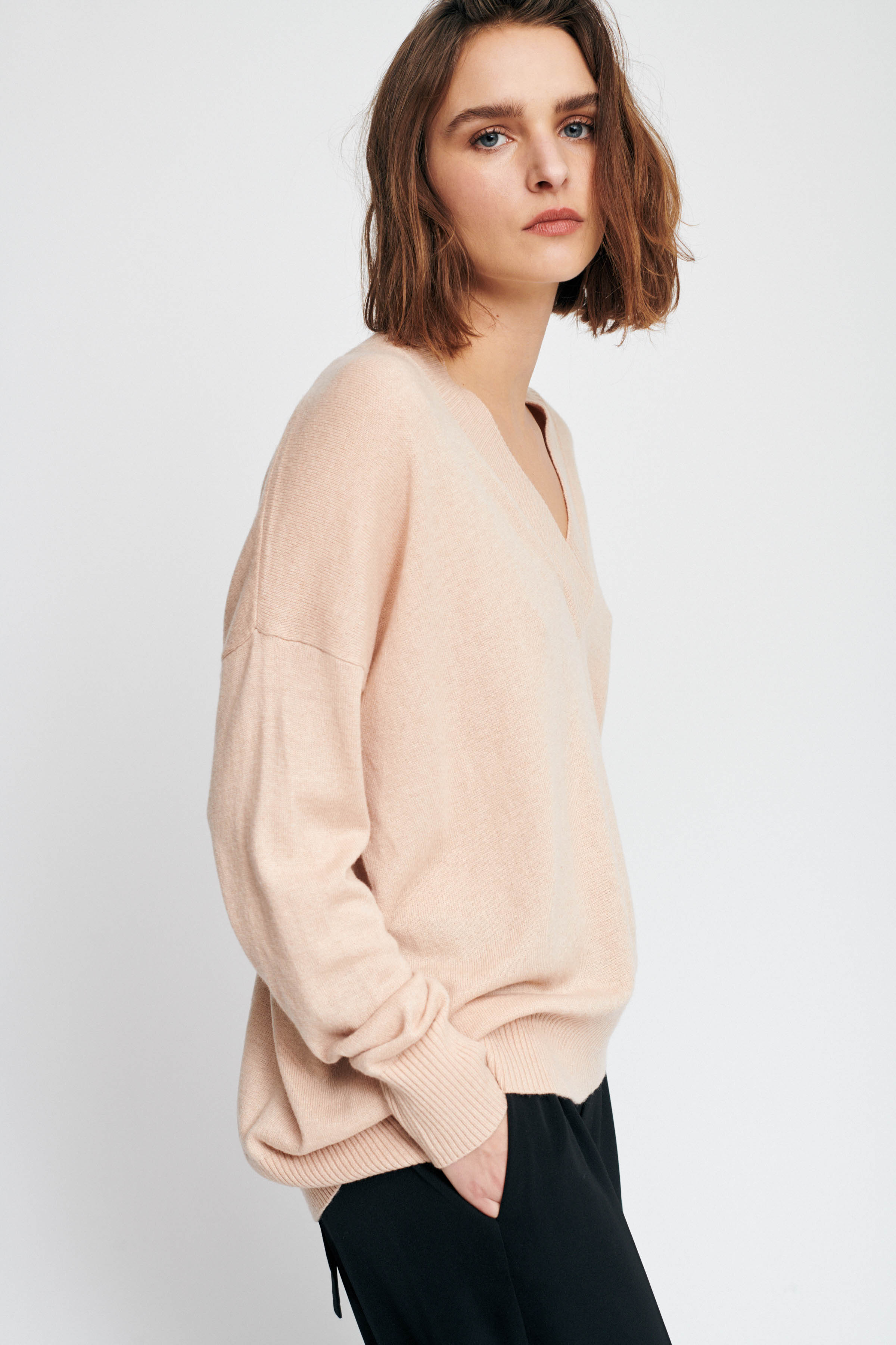 Rose Dust Strikpullover – Køb Rose Dust Strikpullover fra str. XXS-XXL her