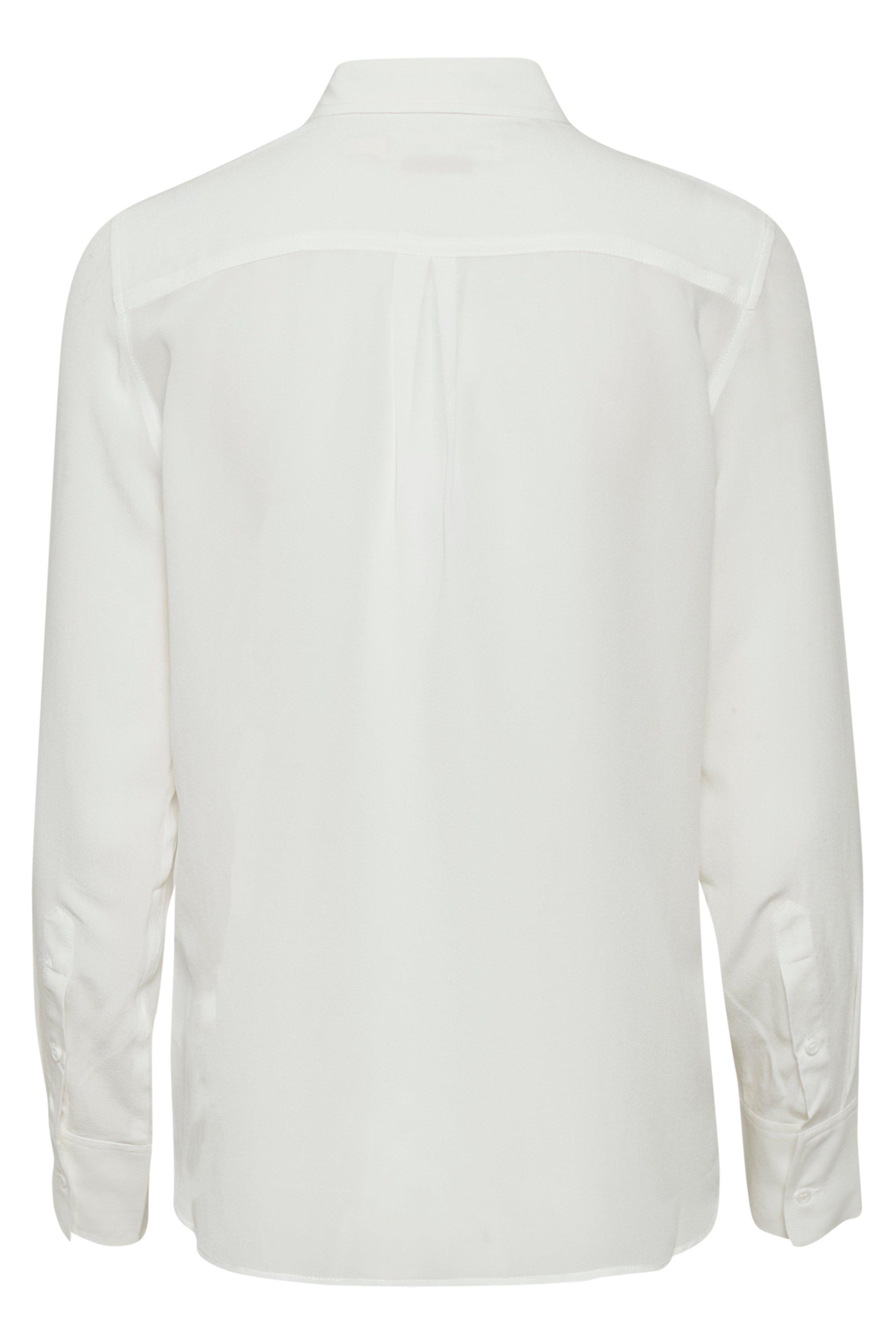 White Smoke Langærmet skjorte – Køb White Smoke Langærmet skjorte fra str. 34-44 her